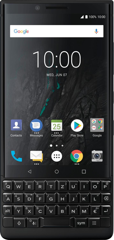 Image of BlackBerry Key2 64GB black