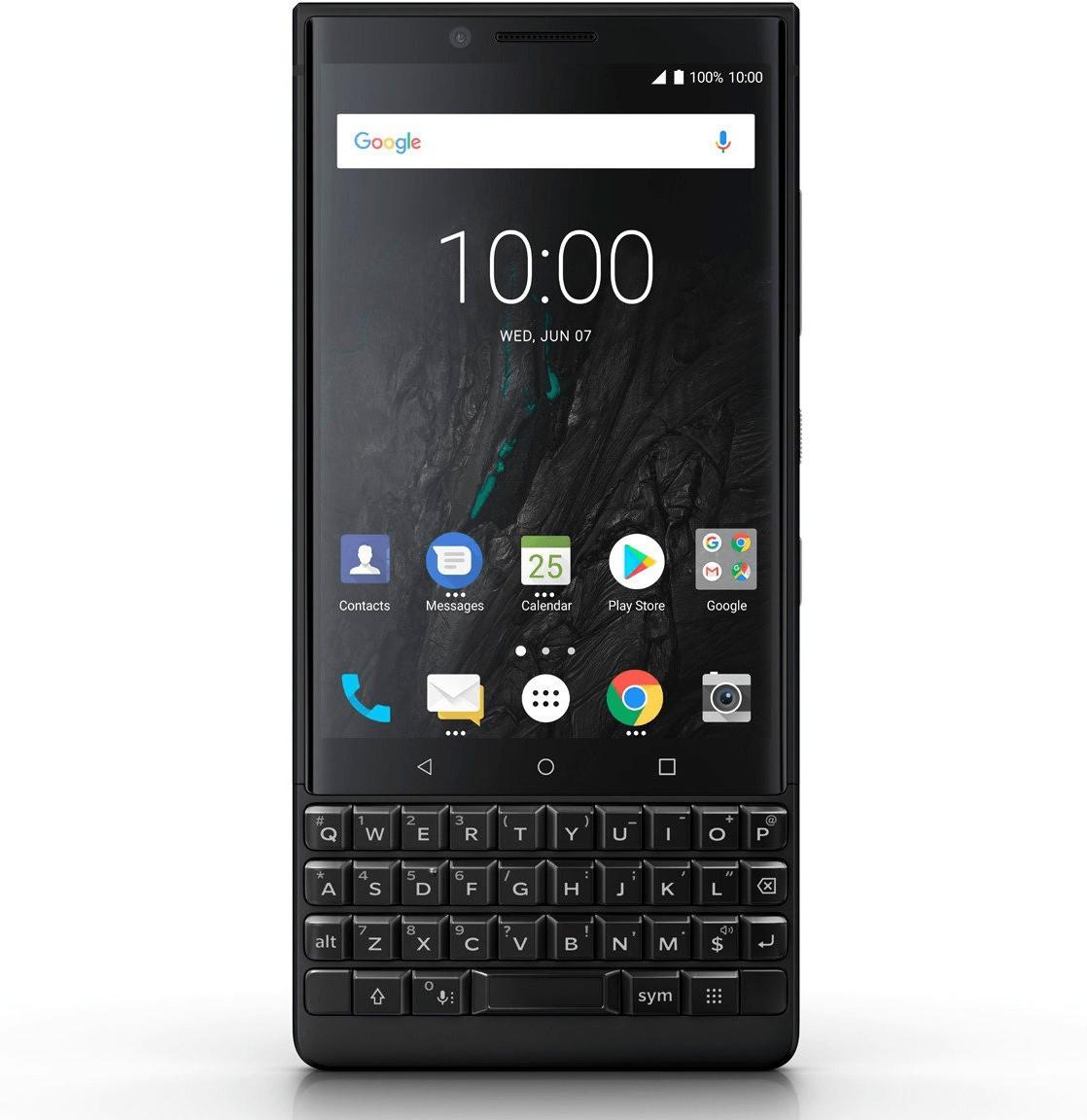 Image of BlackBerry Key2 Dual Sim 128GB black