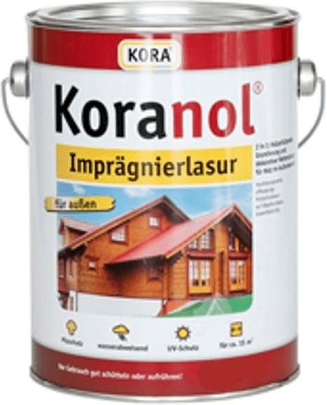 Kora Koranol Imprägnierlasur 2,5 l pinie/kiefer
