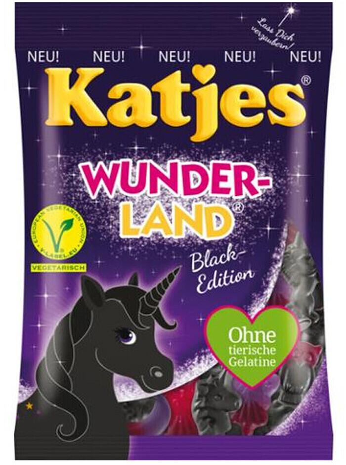 Katjes Wunderland Black-Edition (200g)