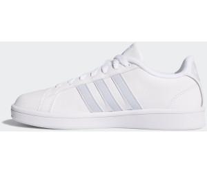 Adidas Cloudfoam Advantage Women ftwr white/aero blue/core ...