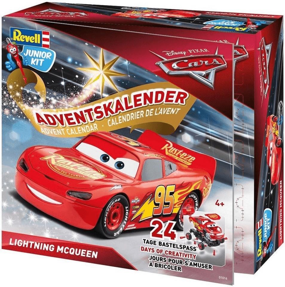 Revell Junior Kit Disney Cars Lightning McQueen...