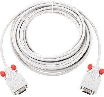 Lindy Serielles Kabel 10m (31526)