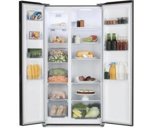 Klarstein Kühlschrank Retro : Klarstein host l kühl gefrierkombination schwarz ab