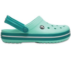 70c3b175bbf5cc Crocs Crocband new mint tropical teal ab 25