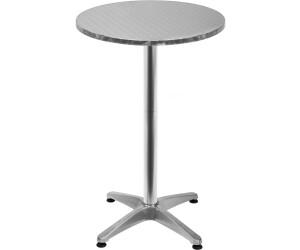 Deuba Stehtisch Aluminium Höhenverstellbar 60cm 100591 Ab 2995