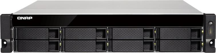 QNAP TS-832XU-RP  sin disco duro