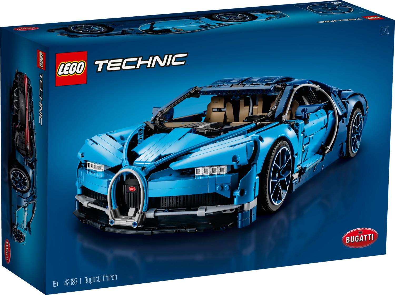 Lego Technic Bugatti Chiron 42083 Ab 26427 Preisvergleich