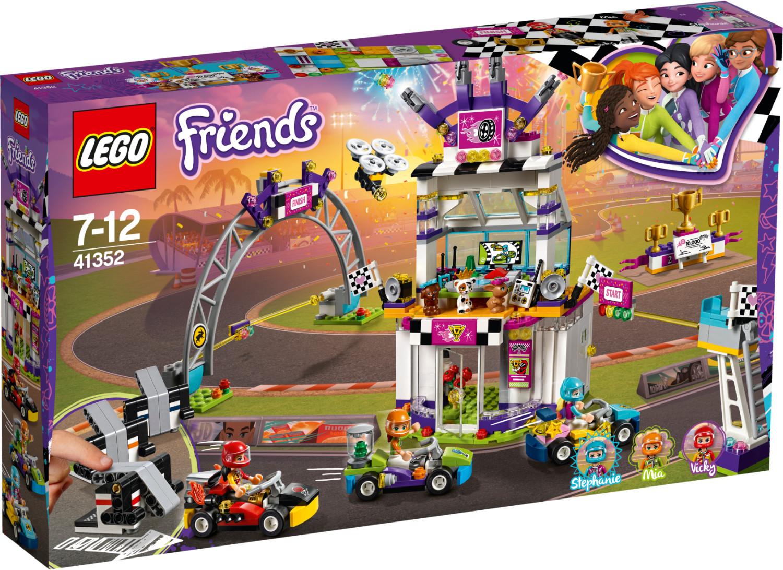 LEGO Friends - La grande course (41352)