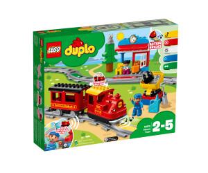 LEGO Duplo - Dampfeisenbahn (10874)