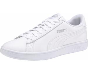 Puma Smash v2 L puma white-puma white ab € 33,55 | Preisvergleich ...
