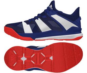 Adidas Stabil X mystery ink/ftwr white/solar red au meilleur ...