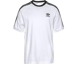adidas originals 3 STRIPES T Shirt white bei