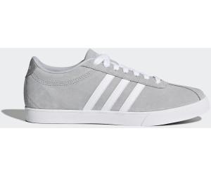 Adidas Courtset Women grey oneftwr whitesilver met. ab 37