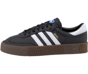 a5fca6c0e84 Buy Adidas Sambarose Women core black ftwr white gum5 from £45.00 ...