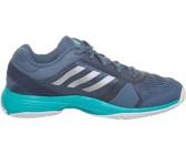 new styles 63c37 8c431 Adidas Barricade Club W tech ink matte silver hi-res aqua