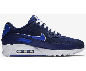 Buy Nike Air Max 90 Essential blue void white game royal from £99.99 ... 990ca2448