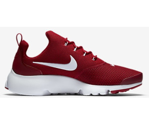 287d1418d505 Buy Nike Presto Fly Gym Red Gym Red White from £112.10 – Best Deals ...
