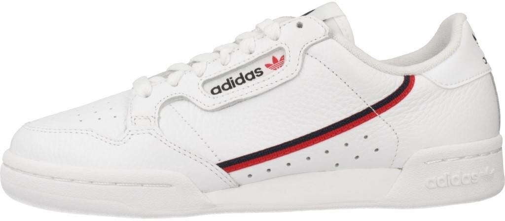 Adidas Continental 80 White, Basket Mode pour Hommes. Tennis