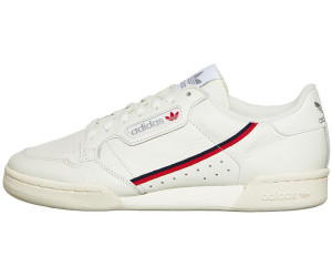 huge selection of caad5 44ce5 Adidas Continental 80 beigeoff whitescarlet