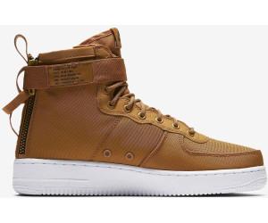 542f38120baf Buy Nike SF Air Force 1 Mid desert ochre white sequoia from £50.00 ...