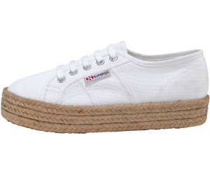 latest design low cost best Buy Superga 2730-Cotropew white from £47.24 (Today) – Best Deals ...