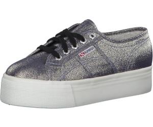 Superga Damen 2790 Lamew Sneaker, Grau (Grey), 41
