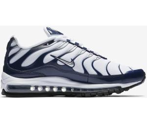Nike Air Max 97 Plus whitemidnight navymetallic silver ab