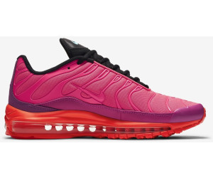 Nike Air Max 97 Plus Racer Pink Hyper Magenta Total Crimson Black AH8144 600