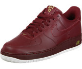 online store 0fa49 dff21 Nike Air Force 1 07 team red/summit white/metallic gold/team red