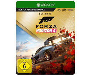 forza horizon 4 ultimate edition xbox one ab 219 99. Black Bedroom Furniture Sets. Home Design Ideas