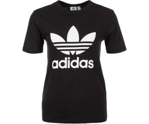 Adidas Originals Trefoil T Shirt Damen blackwhite ab 14,90