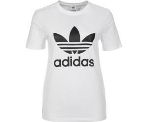Adidas Originals Trefoil T Shirt Damen whiteblack ab 19,95