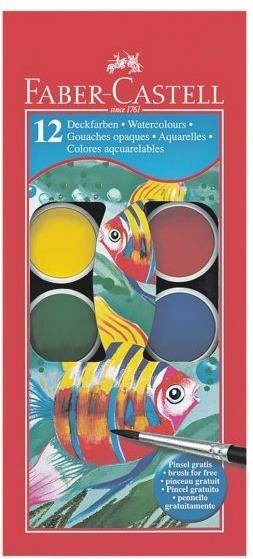 Faber-Castell Aquarell-Farbkasten