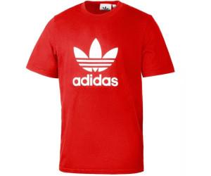 Adidas Originals Trefoil T-Shirt scarlet ab 14,26 €   Preisvergleich ... 5a4ee48cef