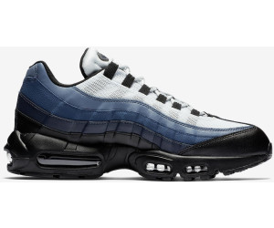 Buy Nike Air Max 95 Essential black navy blue pure platinum obsidian ... 97cbff95a