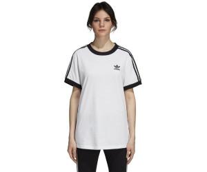 Adidas Damen 3 Streifen T Shirt white (DH3188) ab 21,95