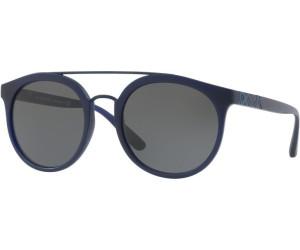 BURBERRY Burberry Herren Sonnenbrille » BE4245«, schwarz, 34646G - schwarz/silber