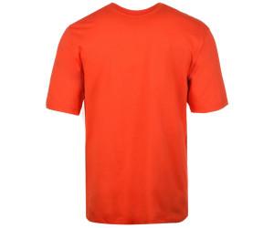Adidas Originals Oversize Trefoil T Shirt hi res red au