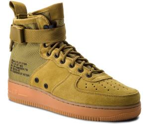 fc727153a617 Buy Nike SF Air Force 1 Mid desert moss desert moss from £75.99 ...