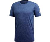 Herren T Shirt adidas FreeLift Gradient GreyBlack | Sportega.at
