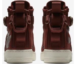 Nike SF Air Force 1 Mid Pueblo MarrónDark Russet Zapatos