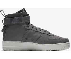Nike SF Air Force 1 Mid gunsmokewolf greysummit white