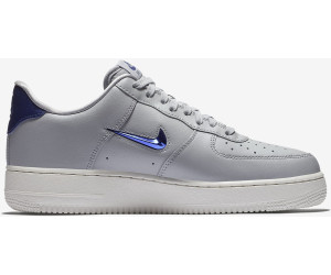 6b207e829eb7b Nike Air Force 1  07 LV8 wolf grey summit white deep royal blue ab ...
