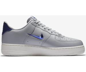 Nike Air Force 1  07 LV8 wolf grey summit white deep royal blue ab ... 4e2cfb889
