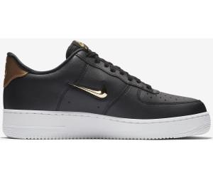 77dbc75224d3 Nike Air Force 1  07 LV8 black white metallic gold ab 84