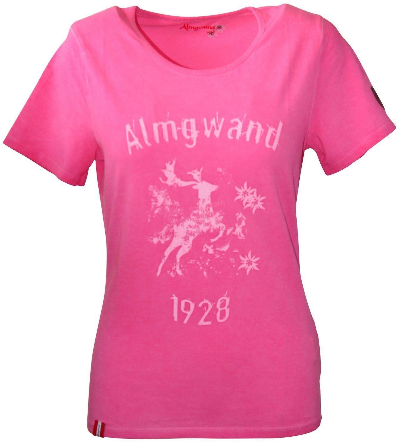 Almgwand Trachtenshirt Spitzalm (90802137)