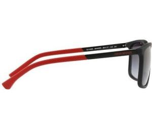Buy Emporio Armani EA4058 56498G (black rubber grey gradient) from ... 63e12cfef8