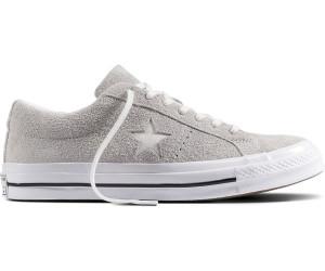Converse One Star Premium Suede ash greywhitewhite