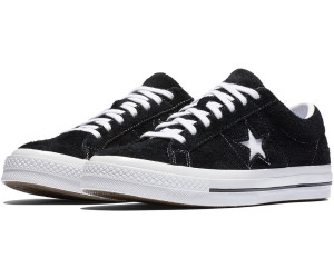387146466641 Buy Converse One Star Premium Suede black white white (158369C) from ...